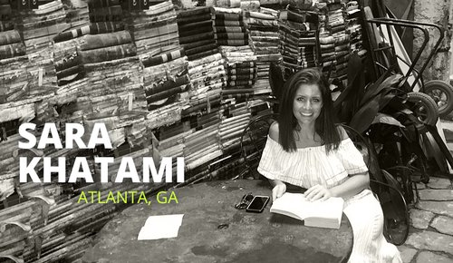 Vitamin of the Week: Sara Khatami (Atlanta) image